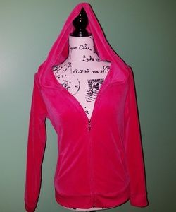 Juicy Couture Hooded Jacket size Medium